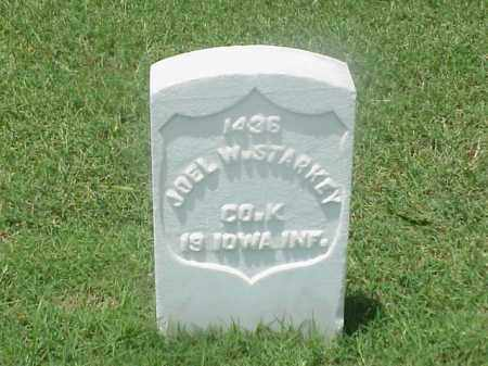 STARKEY (VETERAN UNION), JOEL W - Pulaski County, Arkansas | JOEL W STARKEY (VETERAN UNION) - Arkansas Gravestone Photos