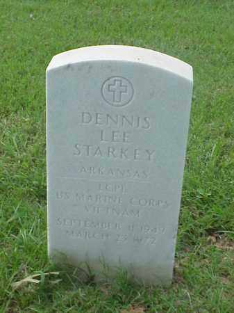STARKEY (VETERAN VIET), DENNIS LEE - Pulaski County, Arkansas | DENNIS LEE STARKEY (VETERAN VIET) - Arkansas Gravestone Photos