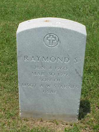 STARNES, RAYMOND S - Pulaski County, Arkansas | RAYMOND S STARNES - Arkansas Gravestone Photos