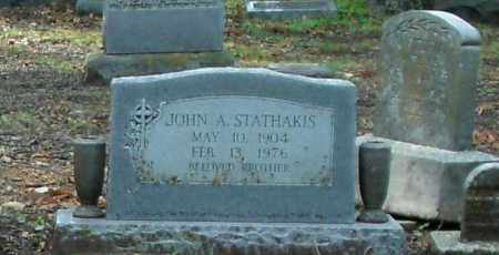 STATHAKIS, JOHN A - Pulaski County, Arkansas | JOHN A STATHAKIS - Arkansas Gravestone Photos