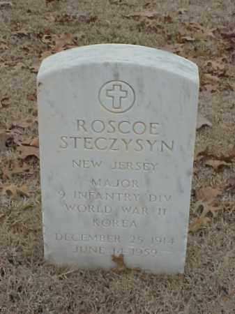 STECZYSYN (VETERAN 2 WARS), ROSCOE - Pulaski County, Arkansas | ROSCOE STECZYSYN (VETERAN 2 WARS) - Arkansas Gravestone Photos