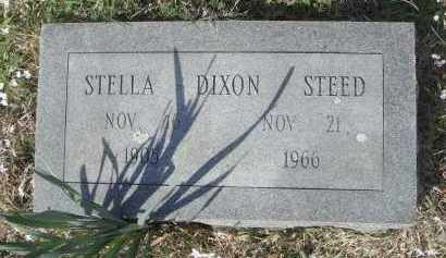 STEED, STELLA L - Pulaski County, Arkansas | STELLA L STEED - Arkansas Gravestone Photos
