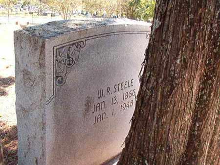 STEELE, W R - Pulaski County, Arkansas   W R STEELE - Arkansas Gravestone Photos