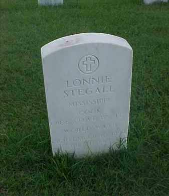 STEGALL (VETERAN WWI), LONNIE - Pulaski County, Arkansas | LONNIE STEGALL (VETERAN WWI) - Arkansas Gravestone Photos