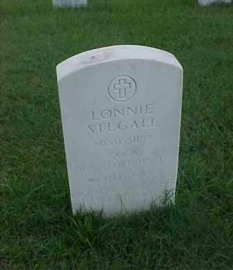 STEGALL (VETERAN WWI), LONNIE - Pulaski County, Arkansas   LONNIE STEGALL (VETERAN WWI) - Arkansas Gravestone Photos