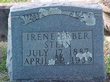 STEIN, IRENE - Pulaski County, Arkansas | IRENE STEIN - Arkansas Gravestone Photos