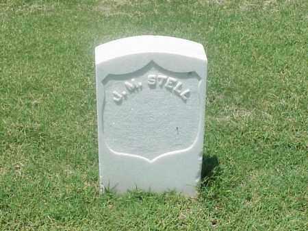 STELL (VETERAN UNION), J M - Pulaski County, Arkansas | J M STELL (VETERAN UNION) - Arkansas Gravestone Photos
