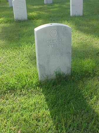 STELL (VETERAN WWI), CLEVO - Pulaski County, Arkansas | CLEVO STELL (VETERAN WWI) - Arkansas Gravestone Photos