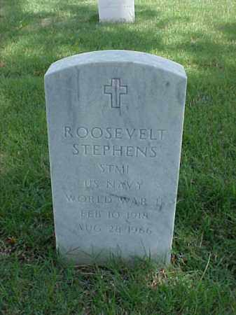 STEPHENS (VETERAN WWII), ROOSEVELT - Pulaski County, Arkansas | ROOSEVELT STEPHENS (VETERAN WWII) - Arkansas Gravestone Photos