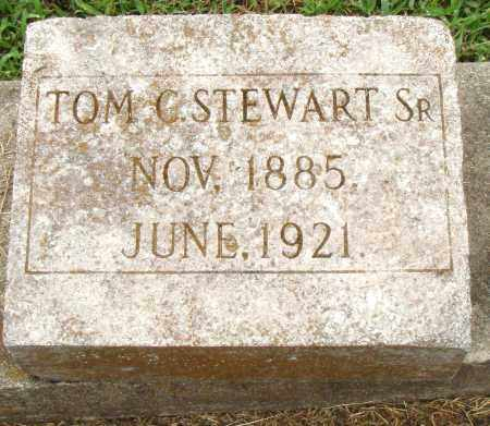STEWART, SR., TOM C. - Pulaski County, Arkansas | TOM C. STEWART, SR. - Arkansas Gravestone Photos