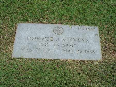 STEVENS (VETERAN), HORACE J - Pulaski County, Arkansas | HORACE J STEVENS (VETERAN) - Arkansas Gravestone Photos