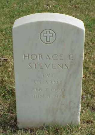 STEVENS (VETERAN WWI), HORACE EDWARD - Pulaski County, Arkansas | HORACE EDWARD STEVENS (VETERAN WWI) - Arkansas Gravestone Photos