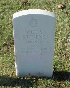 STEVENS (VETERAN WWI), WILLIS - Pulaski County, Arkansas | WILLIS STEVENS (VETERAN WWI) - Arkansas Gravestone Photos