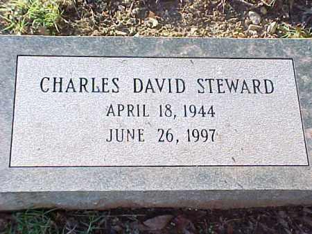 STEWARD, CHARLES DAVIS - Pulaski County, Arkansas | CHARLES DAVIS STEWARD - Arkansas Gravestone Photos