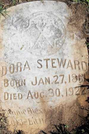 STEWARD, DORA - Pulaski County, Arkansas | DORA STEWARD - Arkansas Gravestone Photos