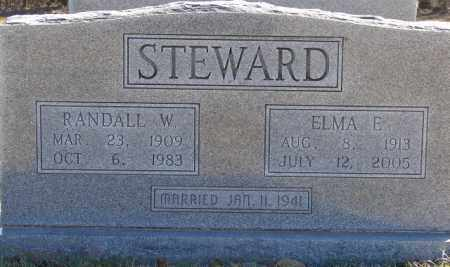 STEWARD, ELMA ESTELLE - Pulaski County, Arkansas | ELMA ESTELLE STEWARD - Arkansas Gravestone Photos