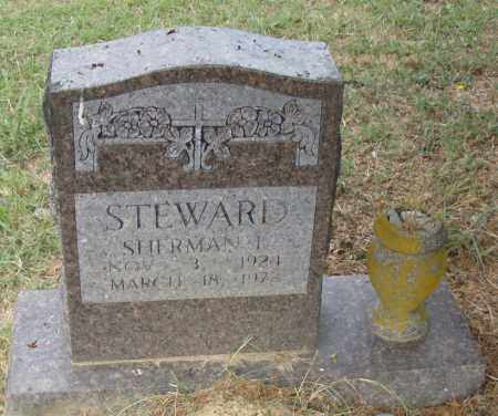 STEWARD, SHERMAN  I. - Pulaski County, Arkansas | SHERMAN  I. STEWARD - Arkansas Gravestone Photos