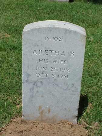 STEWART, ARETHA B. - Pulaski County, Arkansas | ARETHA B. STEWART - Arkansas Gravestone Photos