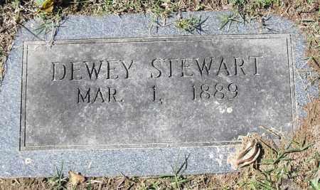 STEWART, DEWEY - Pulaski County, Arkansas | DEWEY STEWART - Arkansas Gravestone Photos
