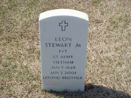 STEWART, JR  (VETERAN VIET), LEON - Pulaski County, Arkansas | LEON STEWART, JR  (VETERAN VIET) - Arkansas Gravestone Photos