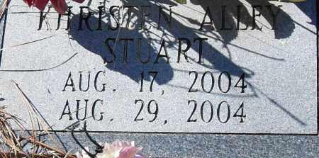 STEWART, KHRISTEN ALLEN - Pulaski County, Arkansas | KHRISTEN ALLEN STEWART - Arkansas Gravestone Photos