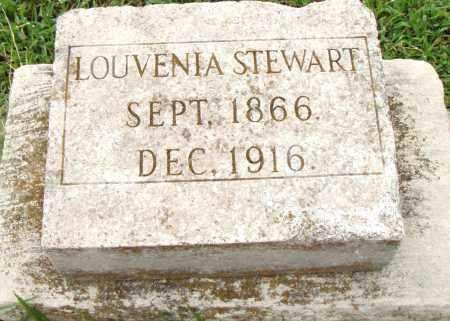 STEWART, LOUVENIA - Pulaski County, Arkansas | LOUVENIA STEWART - Arkansas Gravestone Photos