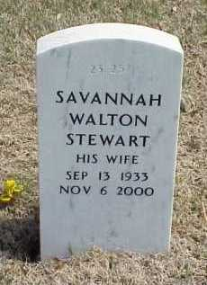 STEWART, SAVANNAH - Pulaski County, Arkansas | SAVANNAH STEWART - Arkansas Gravestone Photos