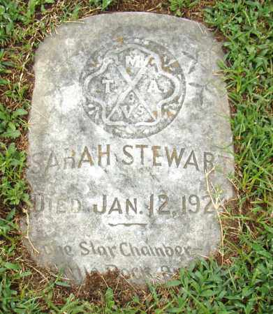 STEWART, SARAH - Pulaski County, Arkansas | SARAH STEWART - Arkansas Gravestone Photos