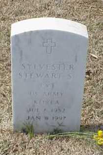 STEWART, SR (VETERAN KOR), SYLVESTER - Pulaski County, Arkansas | SYLVESTER STEWART, SR (VETERAN KOR) - Arkansas Gravestone Photos