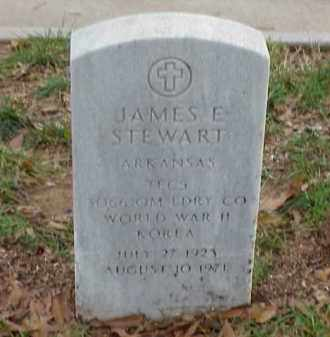 STEWART (VETERAN 2 WARS), JAMES EUGENE - Pulaski County, Arkansas | JAMES EUGENE STEWART (VETERAN 2 WARS) - Arkansas Gravestone Photos