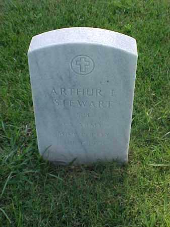 STEWART (VETERAN), ARTHUR L - Pulaski County, Arkansas | ARTHUR L STEWART (VETERAN) - Arkansas Gravestone Photos