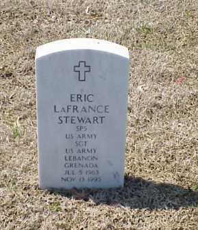 STEWART (VETERAN), ERIC LAFRANCE - Pulaski County, Arkansas | ERIC LAFRANCE STEWART (VETERAN) - Arkansas Gravestone Photos