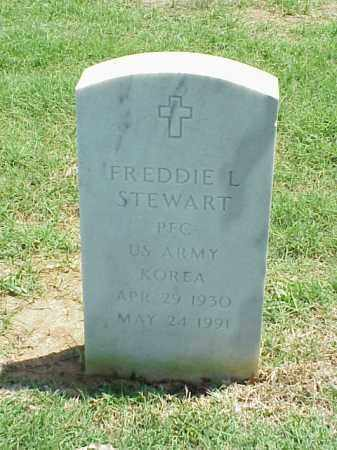 STEWART (VETERAN KOR), FREDDIE L - Pulaski County, Arkansas | FREDDIE L STEWART (VETERAN KOR) - Arkansas Gravestone Photos