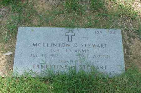 STEWART, ERMESTINE - Pulaski County, Arkansas | ERMESTINE STEWART - Arkansas Gravestone Photos