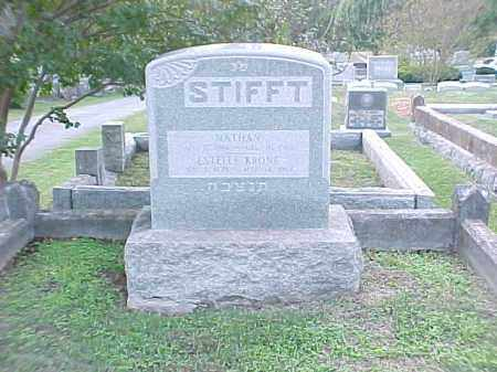 KRONE STIFFT, ESTELLE - Pulaski County, Arkansas | ESTELLE KRONE STIFFT - Arkansas Gravestone Photos