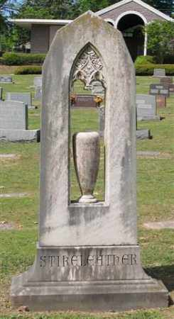 STIKELEATHER, MARY LOUISE (MONUMENT) - Pulaski County, Arkansas   MARY LOUISE (MONUMENT) STIKELEATHER - Arkansas Gravestone Photos