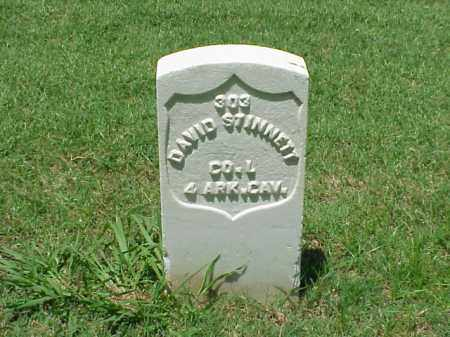 STINNETT (VETERAN UNION), DAVID - Pulaski County, Arkansas | DAVID STINNETT (VETERAN UNION) - Arkansas Gravestone Photos