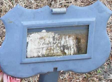 STO--, PEARLINE - Pulaski County, Arkansas | PEARLINE STO-- - Arkansas Gravestone Photos