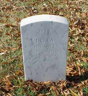 STOKES, DORA - Pulaski County, Arkansas | DORA STOKES - Arkansas Gravestone Photos