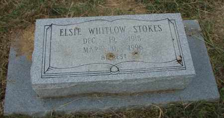 STOKES, ELSIE - Pulaski County, Arkansas | ELSIE STOKES - Arkansas Gravestone Photos