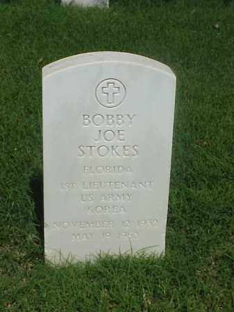 STOKES (VETERAN KOR), BOBBY JOE - Pulaski County, Arkansas | BOBBY JOE STOKES (VETERAN KOR) - Arkansas Gravestone Photos