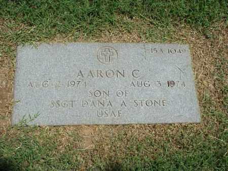 STONE, AARON C - Pulaski County, Arkansas | AARON C STONE - Arkansas Gravestone Photos