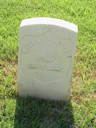 STORM (VETERAN UNION), GEORGE H - Pulaski County, Arkansas | GEORGE H STORM (VETERAN UNION) - Arkansas Gravestone Photos