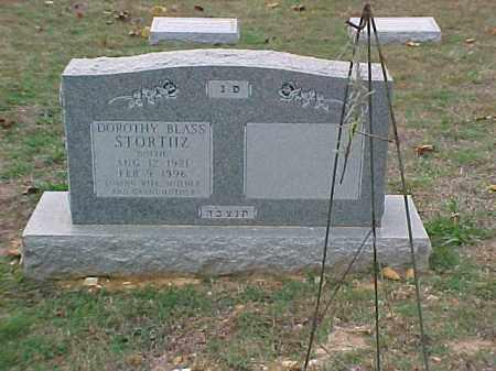 STORTHZ, DOROTHY - Pulaski County, Arkansas | DOROTHY STORTHZ - Arkansas Gravestone Photos