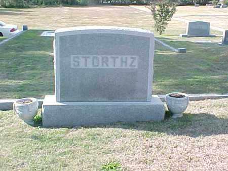 STORTHZ FAMILY STONE,  - Pulaski County, Arkansas |  STORTHZ FAMILY STONE - Arkansas Gravestone Photos