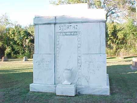 STORTHZ, JOE - Pulaski County, Arkansas | JOE STORTHZ - Arkansas Gravestone Photos