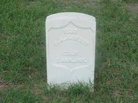 STOUT (VETERAN UNION), G A J - Pulaski County, Arkansas | G A J STOUT (VETERAN UNION) - Arkansas Gravestone Photos