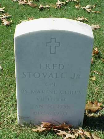 STOVALL, JR (VETERAN VIET), FRED - Pulaski County, Arkansas | FRED STOVALL, JR (VETERAN VIET) - Arkansas Gravestone Photos