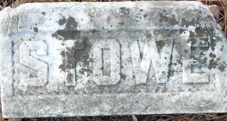 STOWE, UNKNOWN - Pulaski County, Arkansas | UNKNOWN STOWE - Arkansas Gravestone Photos