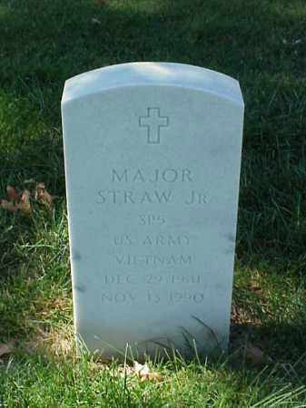 STRAW, JR (VETERAN VIET), MAJOR - Pulaski County, Arkansas | MAJOR STRAW, JR (VETERAN VIET) - Arkansas Gravestone Photos